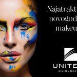 """Pobednici konkursa """"Novogodičnji makeup"""""""