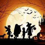 Predlozi mejkap maski za Noć veštica