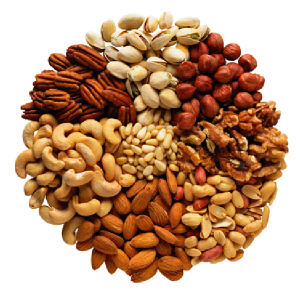 nuts-vitamin-h