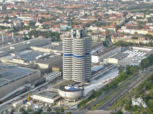 BMW-székház