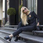 Ulični stilovi na Londonskoj nedelji mode